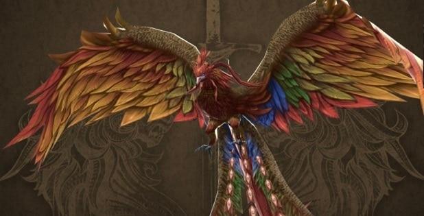 フェニックス(召喚獣)の評価と召喚魔法