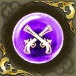 ダブルガンナーの記憶・紫