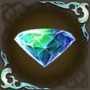 蒼輝の拡結晶