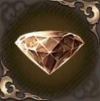 赤銅の拡結晶