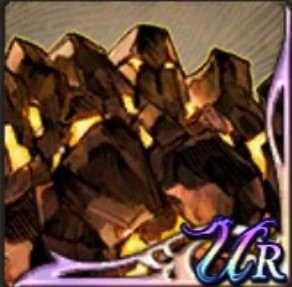 岩壁の巨人ゴーレム