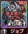 基本能力+40%