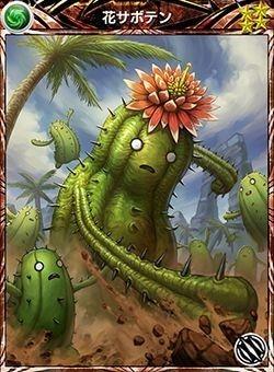 花サボテン