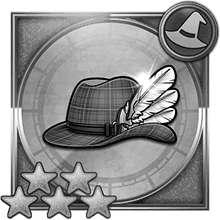 羽根付き帽子(FF零式)