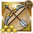 魔封じの弓矢(FF4)/ディバインガード【ローザ閃技】の評価