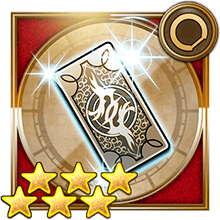 神秘のカード(FF零式)