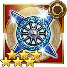 風神の円月輪(FF8)/我流・暴風圏突入【風神オーバーフロー】の評価