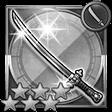塵地螺鈿飾剣(FF7)