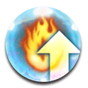 燃え盛る怒り