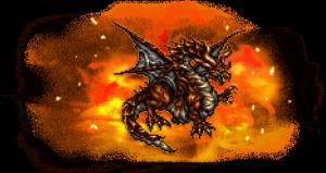 【凶】レッドドラゴン