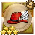 羽根付き帽子【零式】