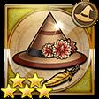 羽根付き帽子【XII】