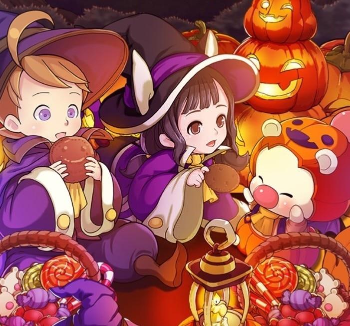 ハロウィンイベントトップページ