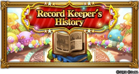 Record Keeper's History