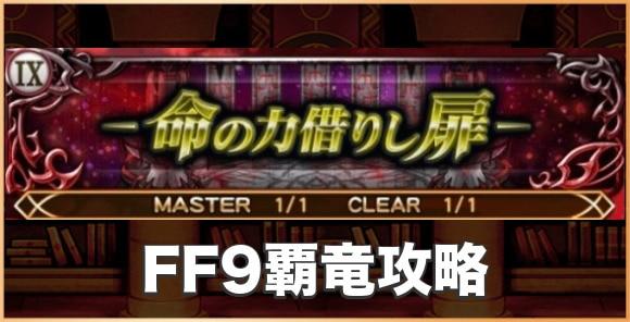 FF9覇竜攻略
