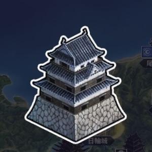 春日山城アイコン