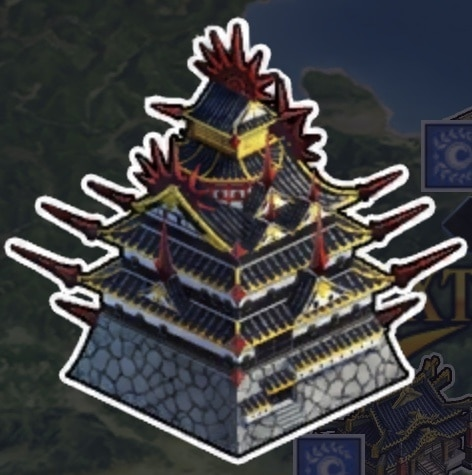 魔王城アイコン