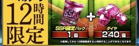 主力選手SSRパケ