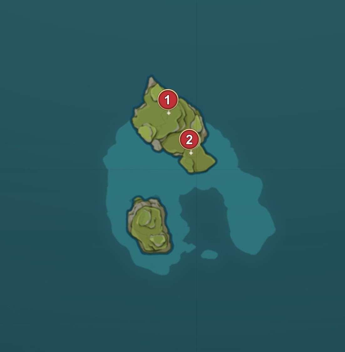ハラハラ島