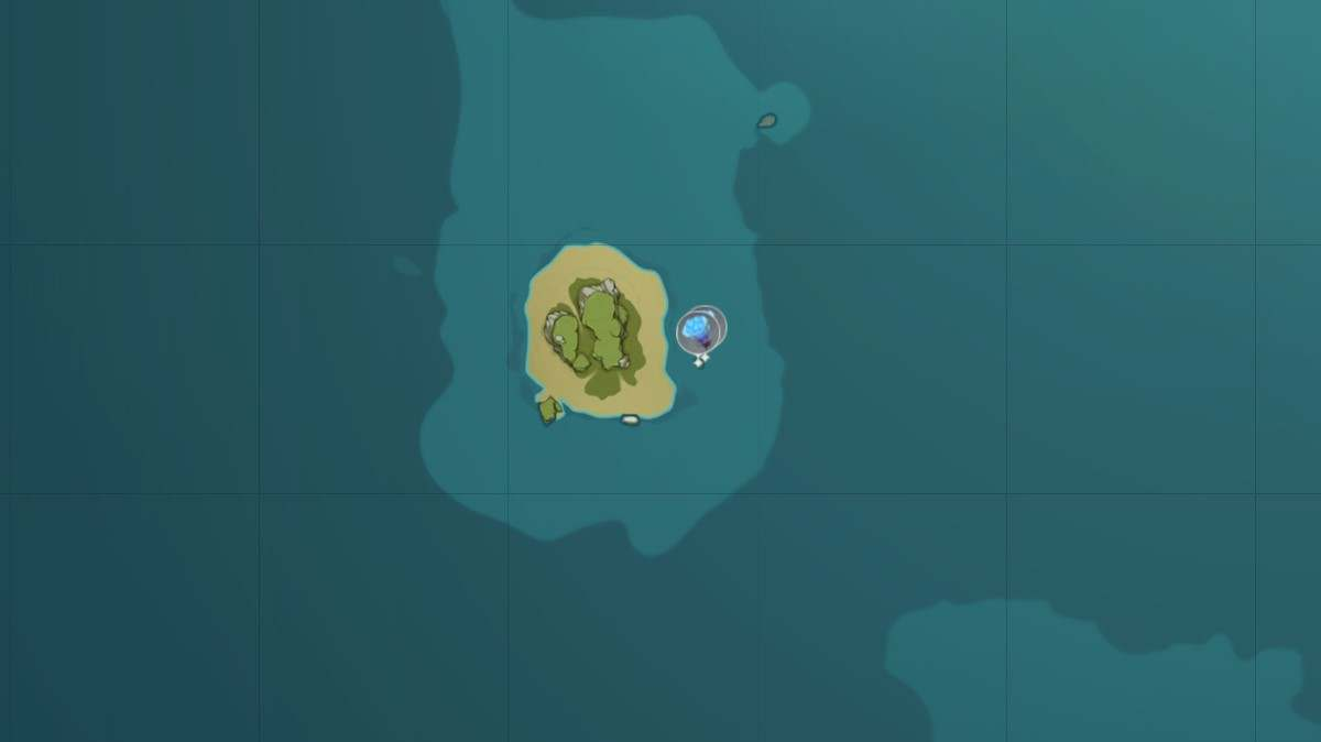 ボロボロ島南