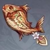 九死一生の焼き魚