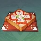 魚香トースト