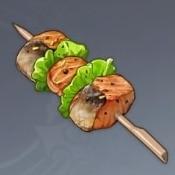 モンド風焼き魚