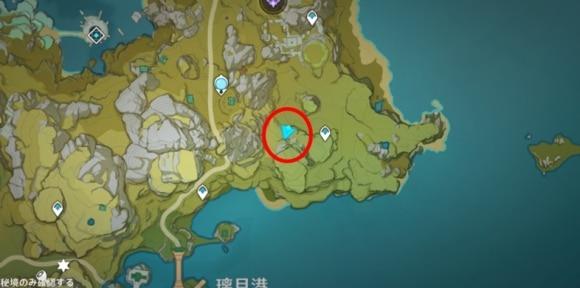 七天神像岩3