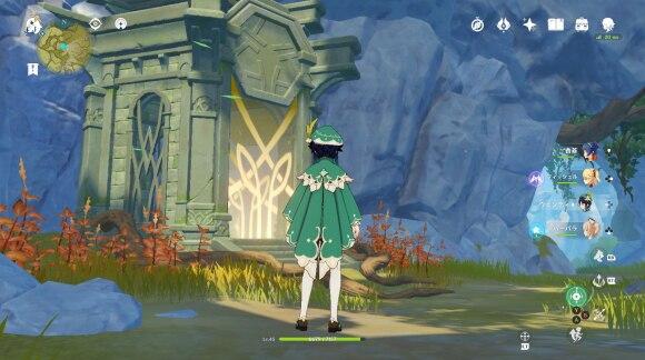 璃月の地霊壇5