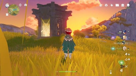 璃月の地霊壇7