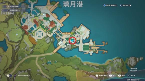 冒険者の数々事情 マップ