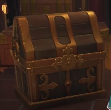 貴重な宝箱