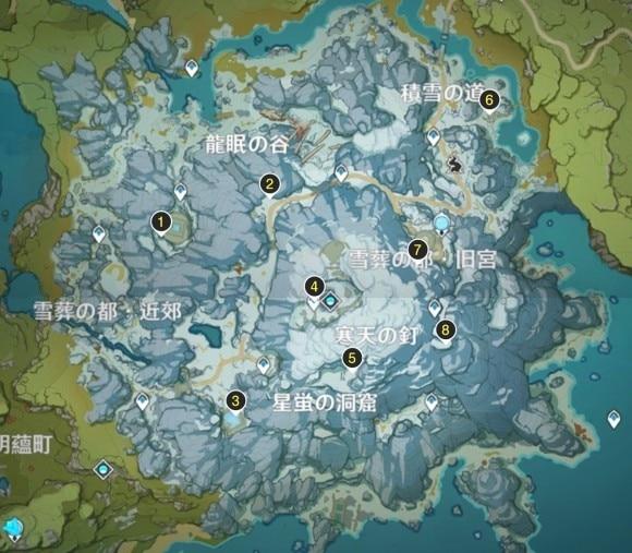 碑文マップ