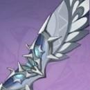 雪隠れの翼