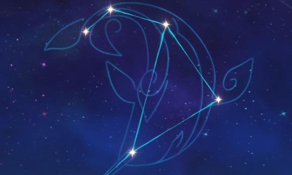 タルタリヤ星ノ星座
