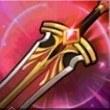 レッドナイツの剣