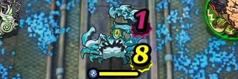 8層カニ雑魚