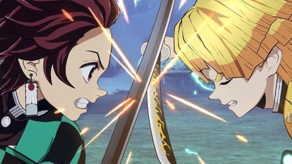 キャラクター同士で対戦するバーサスモード
