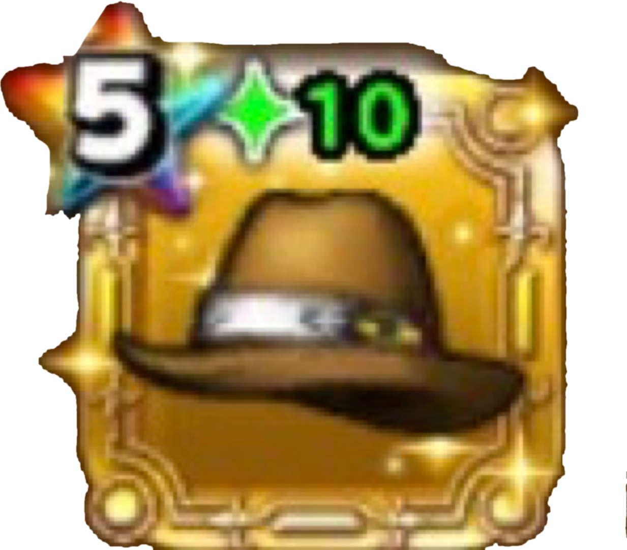 探検王の帽子