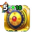 ラダトームの盾☆(錬金)