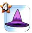 魔道士の帽子