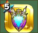 竜の女王の盾