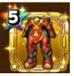 焔龍神の鎧下☆(錬金)