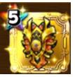 焔龍神の盾☆(錬金)