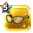 チャモロのメガネ