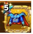 竜の騎士の鎧上☆(錬金)