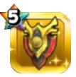 焔龍神の盾