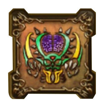 オルゴデミーラの紋章