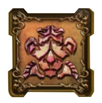 大地の精霊の紋章