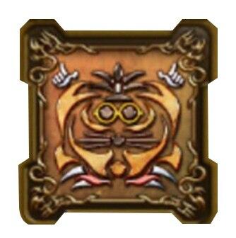 ドン・モグーラの紋章